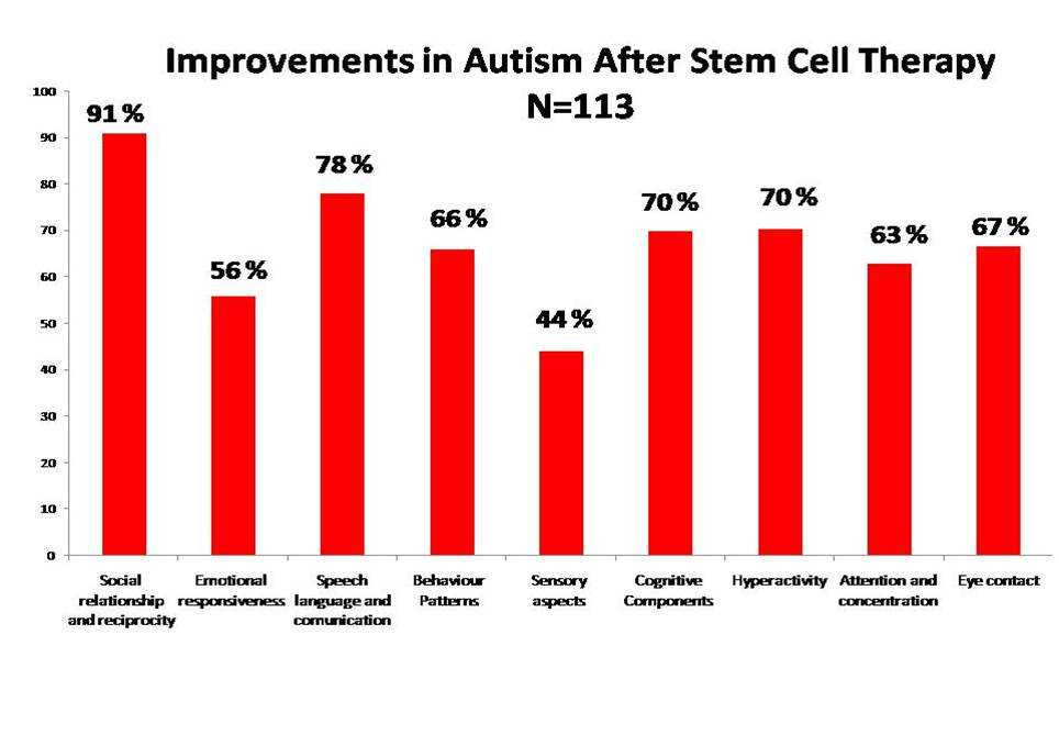 Stem Cell Treatment for Autism